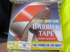 Night & Day - Barrier Tape - Boxed.