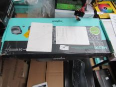 Logitech MK330 keyboard set, unchecked and boxed