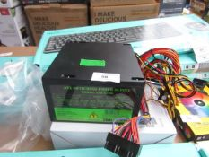 ATX Switching Power supply Model ATX-500B, boxed and unchecked