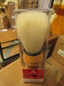 32 Packs of 3 Shave brushes. Unsued & Packaged