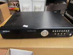 "Avtech - 4"" MPEG 4 DVR - Untested & Boxed."