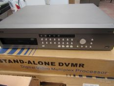 Stand - Alone DVMR (Digital Video Multiplex Processor) - All Unchecked & Untested & Boxed.