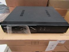 "Avtech - HD CCTV 4"" DVR - Untested & Unchecked & Boxed."