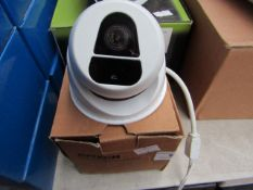 Avtech - HD CCTV IR Dome Camera - Untested & Unchecked.