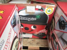 Numatic Henry Micro HVR200M- Vacuum Cleaner - Item Has Been Used But is Tested Working & Boxed.