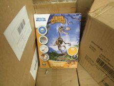 Uncle Milton - Dr. Steve Hunters - Dinoasaur Excavation Kit Assortment - New & Boxed.