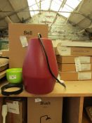 | 1X | NORTHEN LIGHTING BELL PENDANT LIGHT | UNTESTED BUT LOOKS UNUSED (NO GUARANTEE), BOXED |