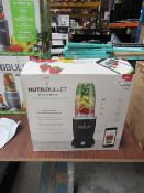 | 1X | NUTRI BULLET BALANCE | UNCHECKED AND BOXED | NO ONLINE RESALE | SKU | RRP £119.99 | TOTAL LOT