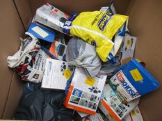 | 1X | HALF PALLET CONTAINING PAINT RUNNER PROS AND VARIOUS XHOSES | ALL ITEMS UNCHECKED SOME