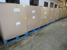   1x   PALLET OF UNMANIFESTED RAW CUSTOMER RETURNS FROM A LARGE ONLINE RETAILER, PLEASE NOTE THESE