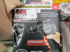 | 1X | AIR HAWK PRO COMPRESSOR | UNCHECKED AND BOXED | SKU C5060191466837 | NO ONLINE RESALE |