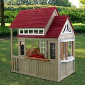 Costco large Kids Cedar Summit Playhouse. RRP £299.99 @ Costco his Has Been used but looks in ok