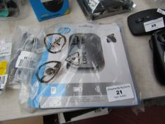 HP Z3700 wireless mouse, untested and packaged.