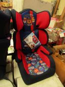 Nickelodeon - Paw Patrol (Boys) - Car Seat (43 x 28.5 x 62cm) - All Unchecked but look New & Boxed.