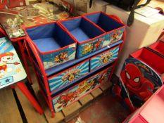 Nickelodeon - Paw Patrol - Toy Storage Organizer - look Complete.