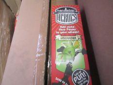 2 X Handle Bar handlebar Heroes Smoulder Bike Accessory. New & Boxed
