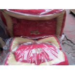 "2x Various Snoozzzeee Dog - 1x Cherry Red Bow Dog Bed (28"") - New & Packaged. 1x Cherry Red Sofa Dog"