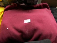 5x Unseek - Burgundy Jumpers - Size - S New.