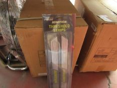 25x Brookstone - Ignition - Threshold strips - Packaged.