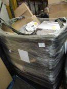 | 1x | PALLET OF UNMANIFESTED RAW CUSTOMER RETURNS FROM A LARGE ONLINE RETAILER, PLEASE NOTE THESE