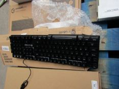 Kuiyn T6 gaming keyboard, unchecked and boxed