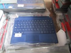 7x Various Microsoft type keyboards, keyboard layout may vary, all untested.