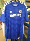 Chelsea Official Adidas Football Shirt size XL see image