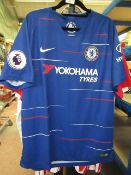 Chelsea Official Nike Kovacic 17 Football Shirt size L see image