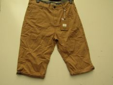 Brave Soul Mens Shorts size M new with tag see image