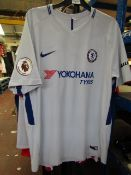 Chelsea Champions 2016/17 Barkley 8 Official Football Shirt size XL see image