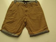 Boohoo Mens Shorts size S new with tag see image