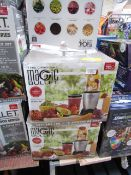 | 8X | THE ORIGINAL MAGIC BULLET BLENDER | UNCHECKED AND BOXED | NO ONLINE RESALE | SKU