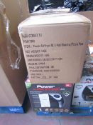 | 3X | POWER AIR FRYER XL 3.2LTR| UNCHECKED AND BOXED SOME MAY BE IN NON PICTURE BROWN BOXES | NO