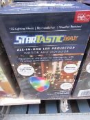 | 3X | STARTASTIC MAX | UNCHECKED AND BOXED | NO ONLINE RESALE | SKU C5060191467292 | RRP £59.99 |