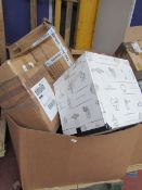 | 1X | PALLET OF APPROX 15 ITEMS WHICH LOOKS TO CONTAIN PRESSURE COOKERS, AIR FRYER COOKERS AND