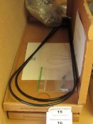 | 1X | DESIGN HOUSE STOCKHOLM LUNA PENDANT KOSMOS HOLDER | LOOKS UNUSED AND BOXED BUT NO