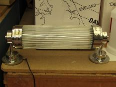 | 1X | DAVEY LIGHTING PILLER OFFSET LED WALL LIGHT | LOOKS UNUSED AND BOXED BUT NO GUARANTEE |