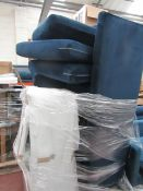 | 20X | PALLETS OF SWOON B.E.R FURNITURE AND SOFAS, ALL CUSTOMER RETURNS UNCHECKED FOR THE EXTENT OF
