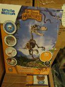 Box of 6 Uncle Milton Dr Steve Hunters Dig & Build Sets. Unused & Boxed