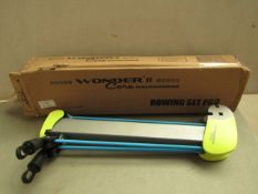 | 1X | WONDER CORE ROWING SET PRO | BOXED AND UNTESTED | NO ONLINE RESALE | SKU - | RRP £ - |
