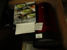 | 1X | DREW AND COLE SOUP CHEF | UNBOXED AND POWERS ON | NO ONLINE RESALE | SKU C 5060541516809 |