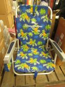 Tommy Bahama Foldaway Camping Chair. Looks Unused