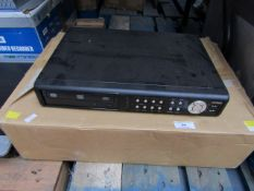 AvTech - 4 Channel DVR - Untested & Boxed.