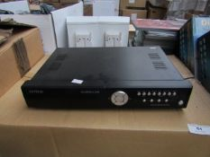 Avtech 4 channel DVR, unchecked and boxed.