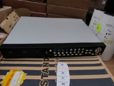 Stand - Alone 4 channel DVMR (Digital Video Multiplex Processor) - All Unchecked & Untested & Boxed.