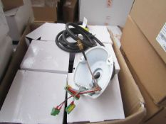 14x Cop Security top mount flange with 2.5m cable, this item is essential for PTZ cameras, vendor