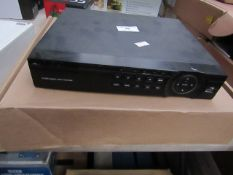 DVR - Digital Video Recorder 4 Channel (H.264 DVR) - Untested & Boxed. | Compatible with digital