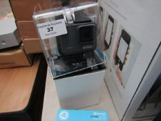 GoPro action camera, unchecked and boxed. RRP Circa £150.00