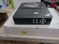 DVR - Digital Video Recorder 4 Channel MJPEG - Untested & Boxed. | Compatible with digital cameras