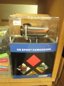 HD Sports camcorder. Full HD. New & Boxed